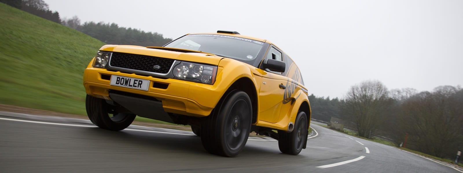 exr-s - Bowler Motorsport