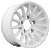 18inch Light Weight Wheels - White