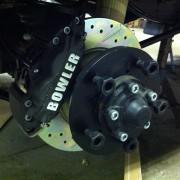 Big Brake Kit Rear - Alcon