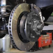 Big Brake Kit Front - Alcon