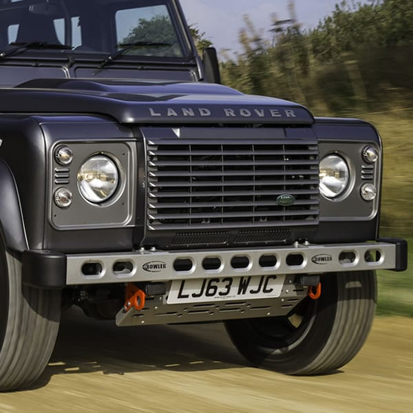 Defender Light Weight Front Bumper Road