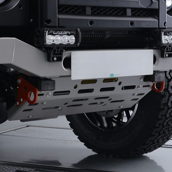 Defender Light Weight Steering Guard
