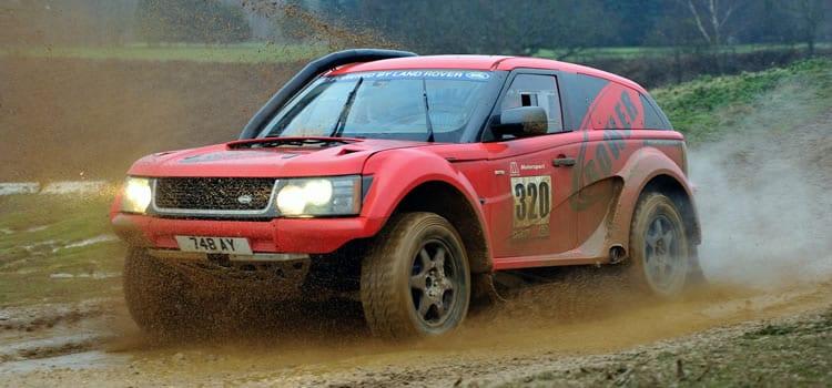 Bowler Motorsport - Rallying