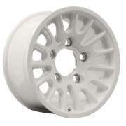 16inch Light Weight Wheels - White