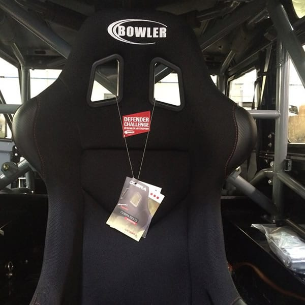 Race Seat – Front