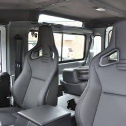 Recaro SVX seats - Front