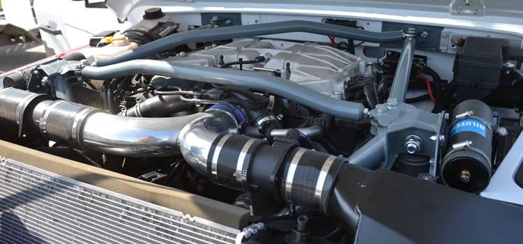 3.0 V6 supercharged