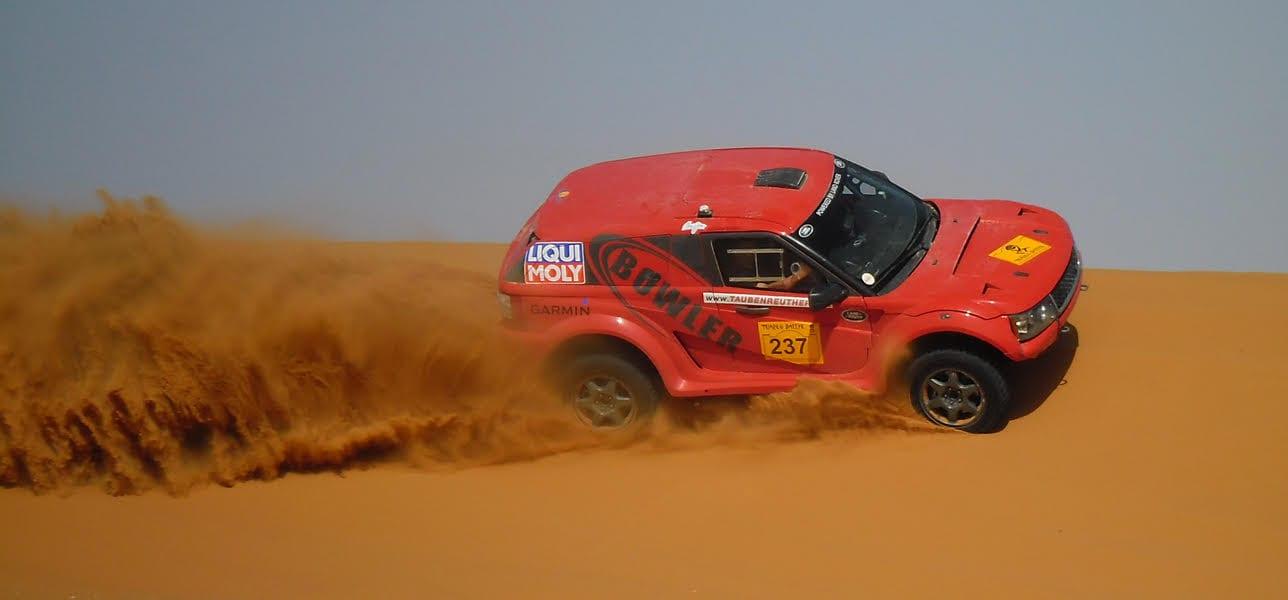 Bowler Rally Raid