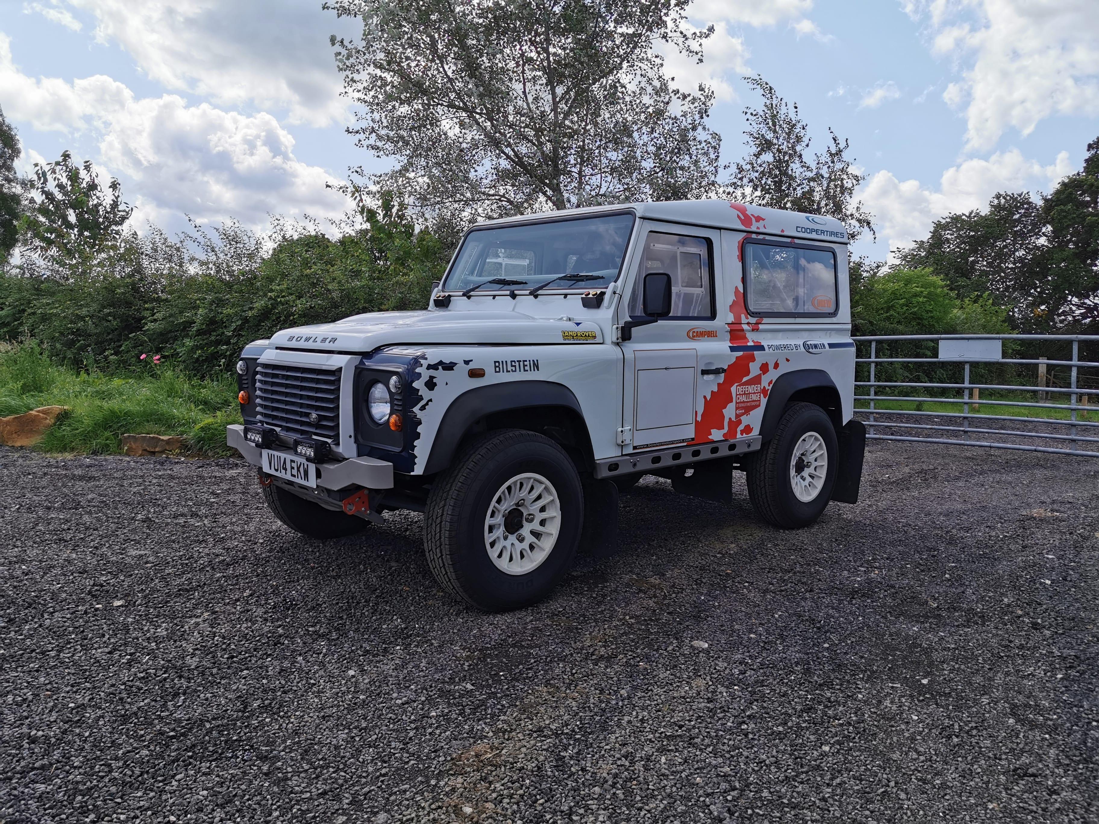 Cars for Sale - Bowler Motorsport