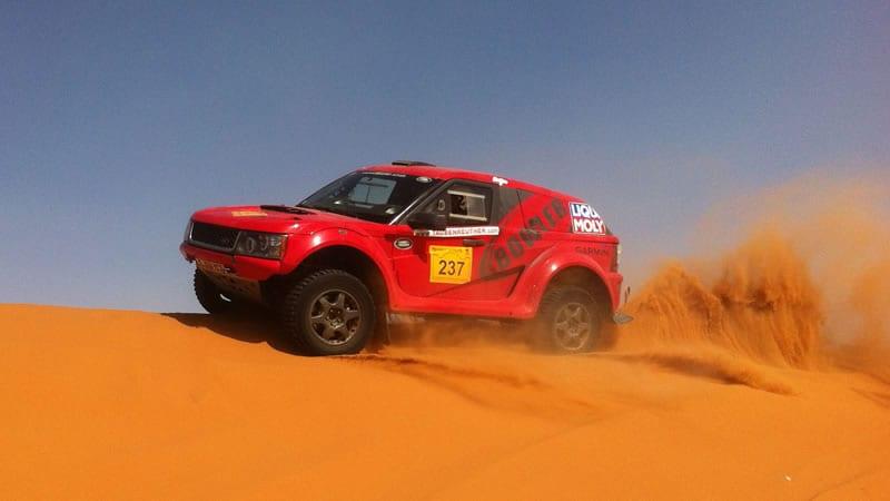 Racing in Africa