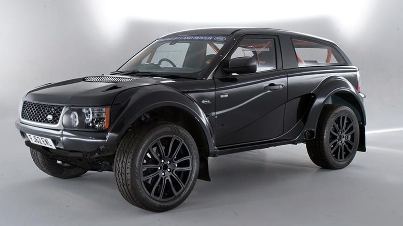 Partnership with Land Rover