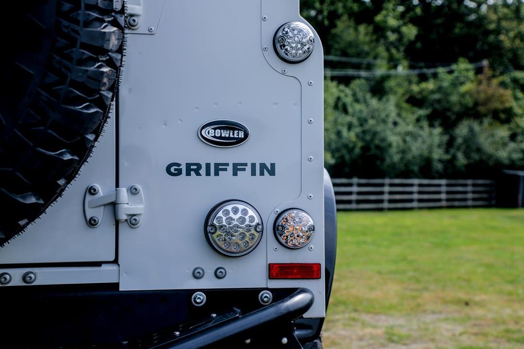 2016 Bowler Griffin Defender