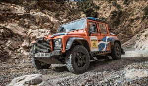 Keeping up to date with The Africa Eco Race