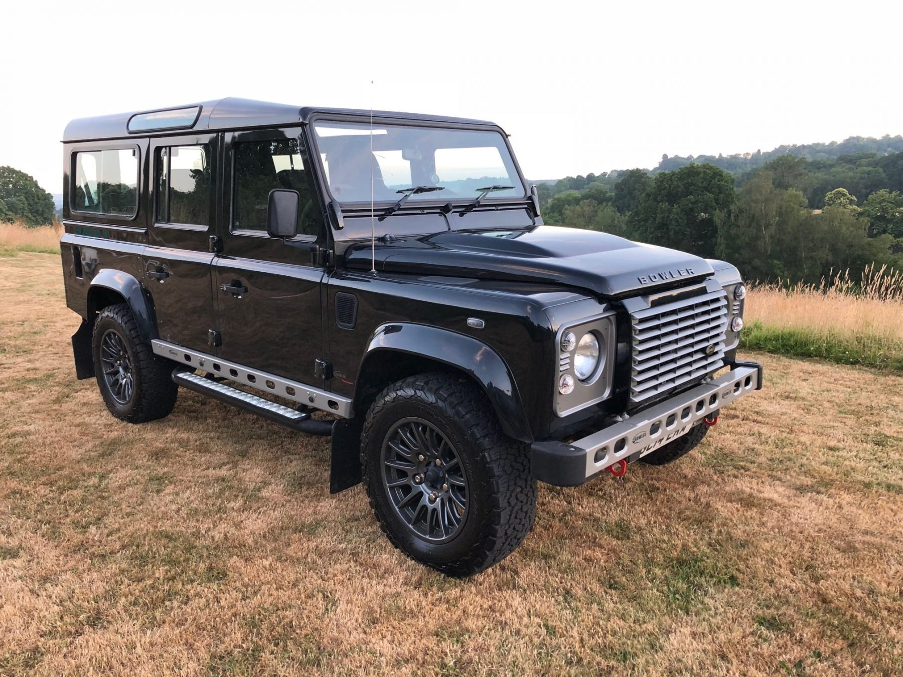2014 Bowler Modified Defender 110XS