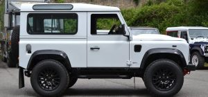 As Defender production comes to close