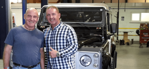 More Defender Challenge competitors start their adventure