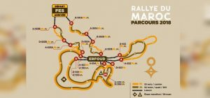 Rallye du Maroc Here We Come