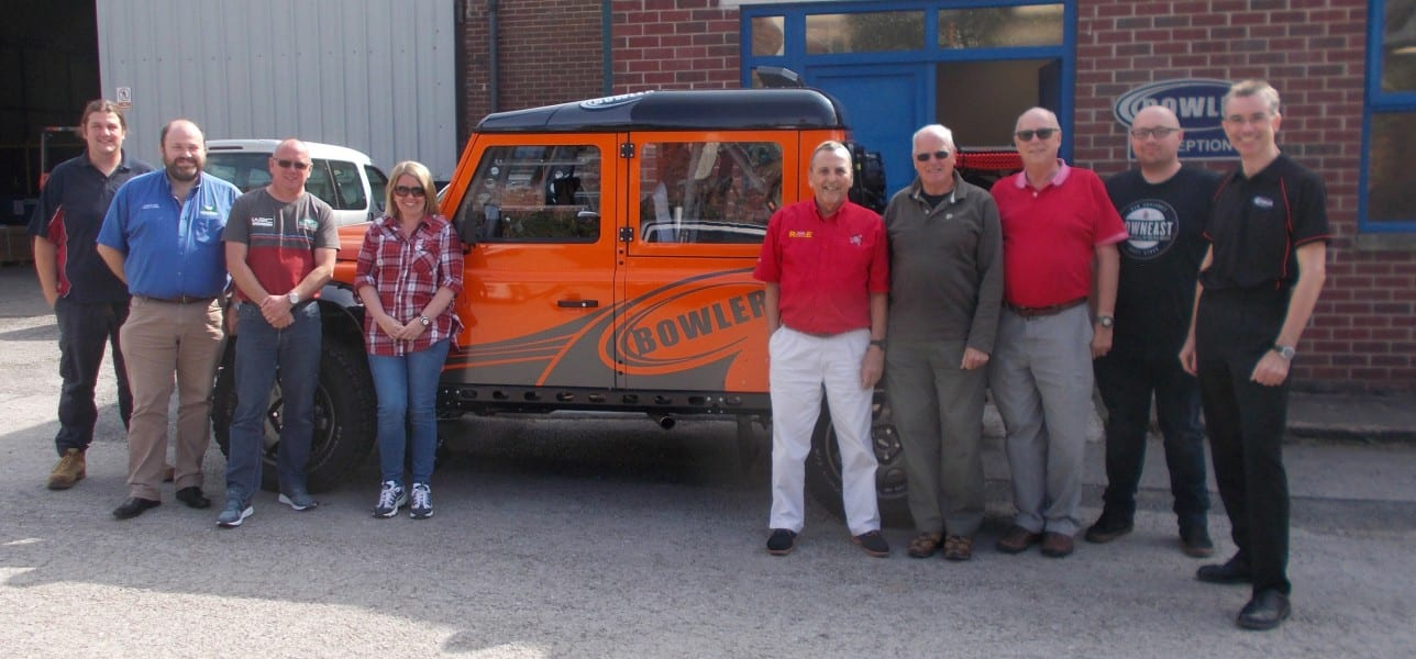 Bowler Supports MSA Marshal Training